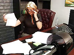 mature secretaries in stockings videos